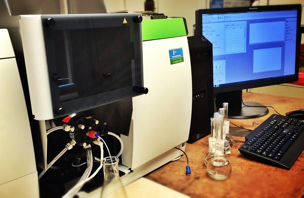Atomic Absorption Analysis Service
